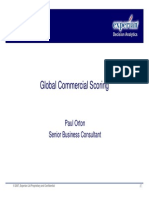 Global Commercial Scoring