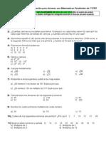 1º ESO - 1ª Evaluación