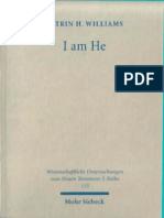 Catrin H. Williams I am He The Interpretation of Anî Hû in Jewish and Early Christian Literature 2000.pdf