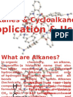 Alkanes and Cycloalkanes