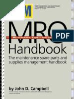 MRO Handbook
