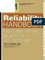 Reliability Handbook