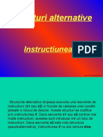 Structuri Alternative