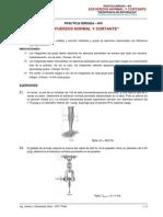 PRACTICA DIRIGIDA Nº6_Esfuerzos Normal y Cortante