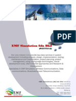 Company Profile EMFSB