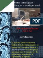 Problemas Neurológicos Relacionados a Anoxia Perinatal 1