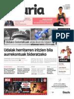 013. Geuria aldizkaria - 2015 azaroa