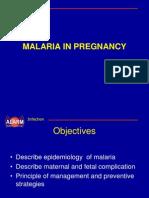 4 CH 4 PP Infec&Malaria Preg
