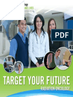 A Career in Radiation Oncology Brochure Final V5