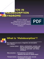 Nutrition in Malabsorption Syndrome1