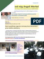 Stolek spod nog Angeli Merkel PDO222 Prof. Patzelt i Prof. Wagner FO von Stefan Kosiewski CANTO DCXXII Magazyn Europejski 20151105 SOWA