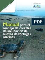 Manual para el manejo de corrales de incubacion de huevos de tortugas marinas.pdf