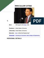CURRICULUM VITAE Vinod Dham.doc