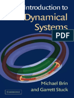 Introduction to Dynamical Systems, 2003