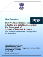 Final Report Non-Profit Instiututions 30may12