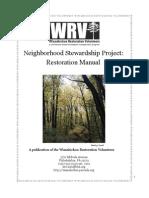 NSP Manual PDF