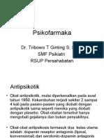 Psikofarmakakologi