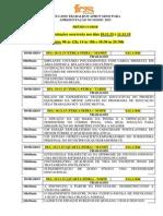 Lista Dos Trabalhos Aprovados Eedic 2015.2 Prêmio Saber Divulgação