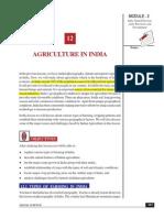 Agriculture NIOS