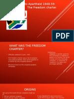 freedom charter