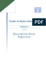 Motor Vehicle Technology