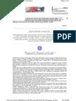 DECRETO MINISTERIALE 2 GENNAIO 2008 ADEGUAMENTO 593 A COM COMM UE 363_06.pdf