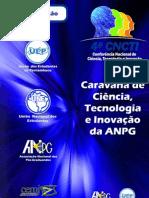 Folder Debate Caravana da ANPG