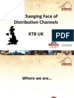 UK Changing Face of Distribution Channels