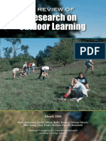 2004 a Review of Research on Outdoor Learning