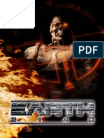Earth 2140 English Manual