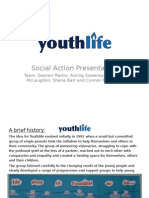 youthlife presentation pitch copy