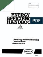 Energy Efficiency Hand Book