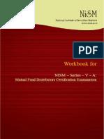 Nism Mutual Fund Distributor Module