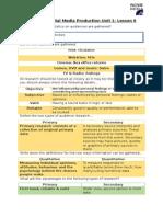 handout - cdmp unit 1 lesson 6