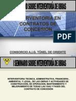 12_JAIRO RUIZ SANDOVAL - La Supervisión Técnica en Las Concesiones