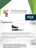 Patofisiolofi Nyeri