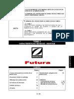 Manual Usuario Zodiac Futura