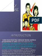 18 Family Welfare