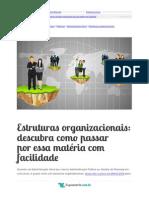artigo-Estruturas-Organizacionais