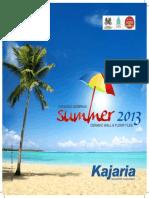 Kajaria WallFloor NorthEast May'2013