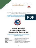 Program lINEAÑ