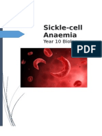 sickle-cell anaemia essay
