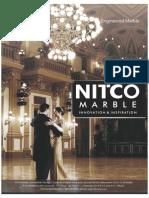 Nitco Engineered Marble