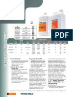 Power Team Hydraulic Oil - Catalog