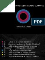 PPT2 Conceptos Basicos Sobre Cambio Climatico 15.08.20141