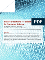 ASDRE CS Workshop Report Final Print Version 0