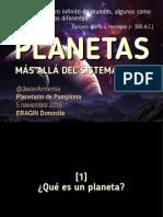 Planetas más allá del Sistema Solar.