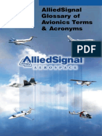 AlliedSignal Vocabulary
