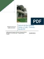 Relatório Técnico de Análise de Imóvel Do Torreão Para Caps - Completo(1)