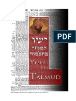 Yeshu en El Talmud